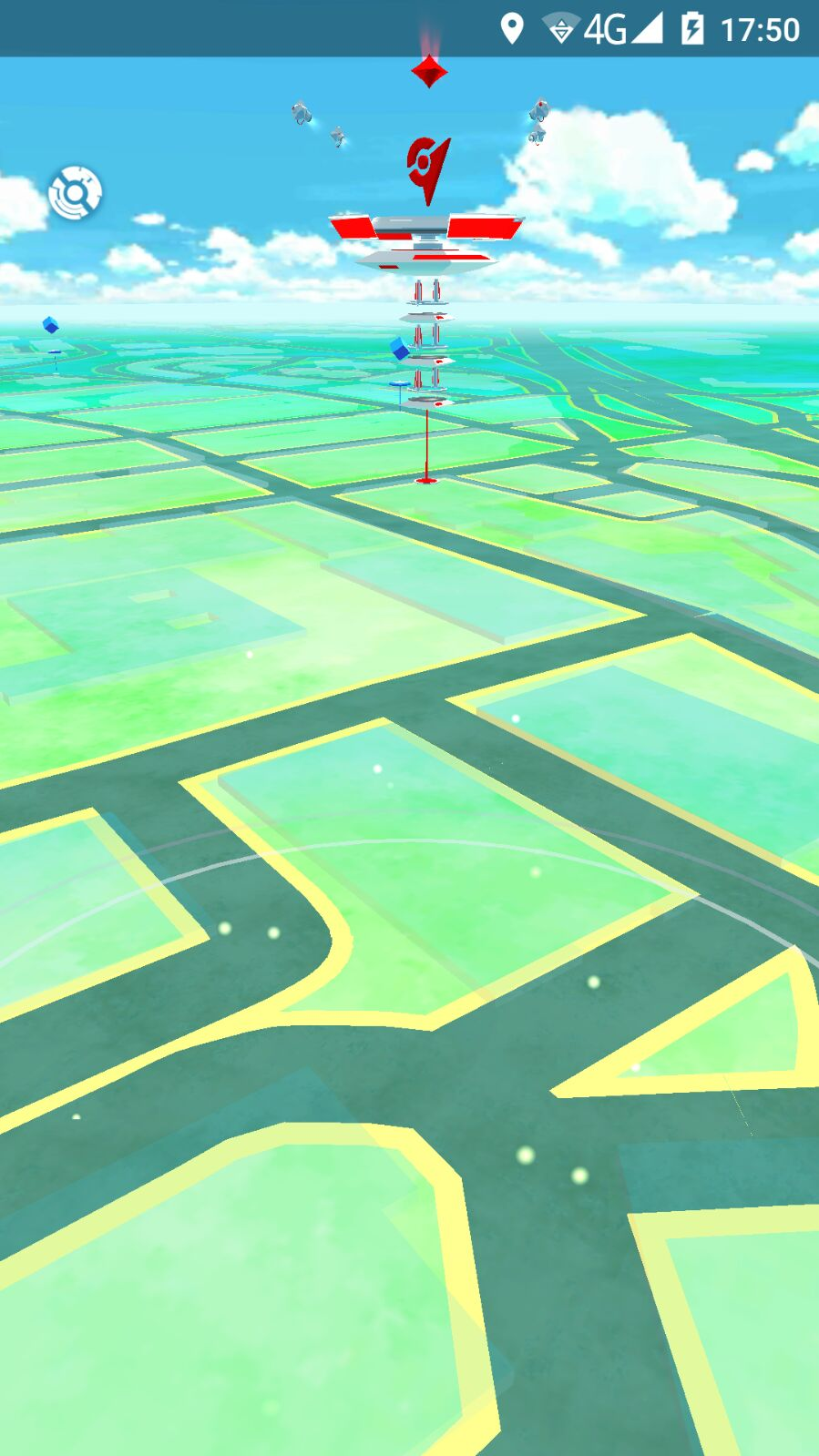 Pensamientos sueltos pokemon go gimnasios y como for Gimnasio 8 pokemon reloaded