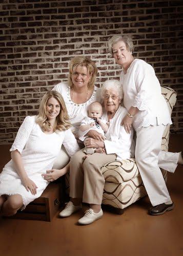 5 generations Handmade in the Heartland - 5 generations