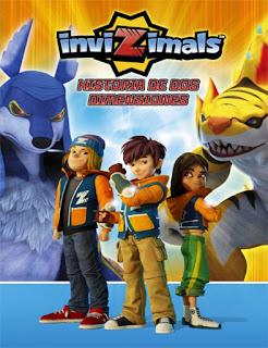 Invizimals: Historia de dos dimensiones (2013)