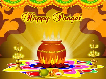 Happy Pongal Quotes for whats app