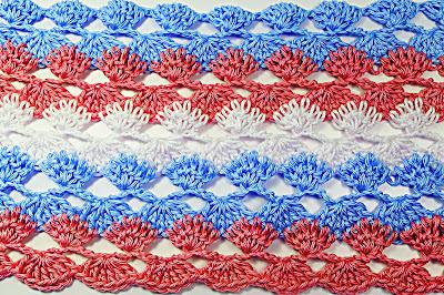 5 - Crochet IMAGEN Puntada a crochet y ganchillo para primavera muy facil y rapido. MAJOVEL CROCHET