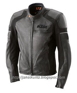 Gambar Jaket Kulit KTM Custom