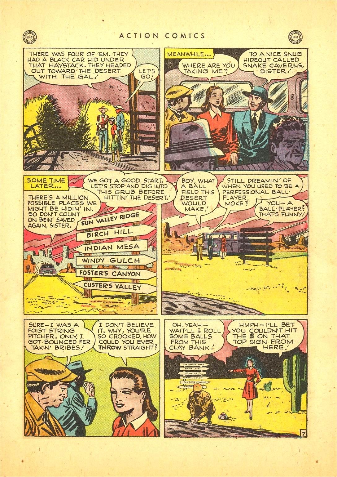 Action Comics (1938) 117 Page 43