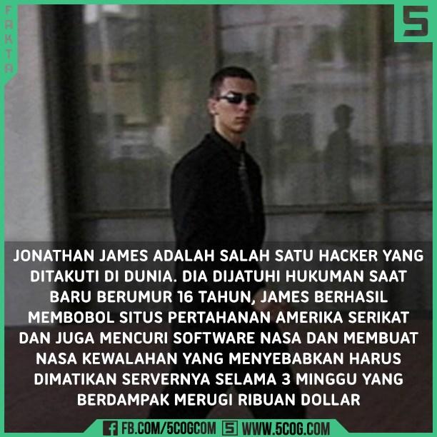 4 Hacker yang Hebat dan Ditakuti Dunia