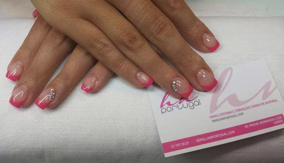 Nails Divine - Verniz Gel Naturnails Cor Rosa Nude E47
