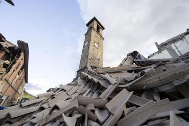 Ιταλία: Το χωριό Αματρίτσε πριν και μετά τον σεισμό... (Εικόνες)