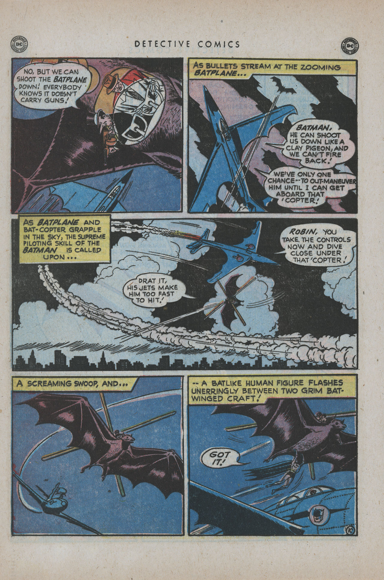 Detective Comics (1937) 171 Page 11
