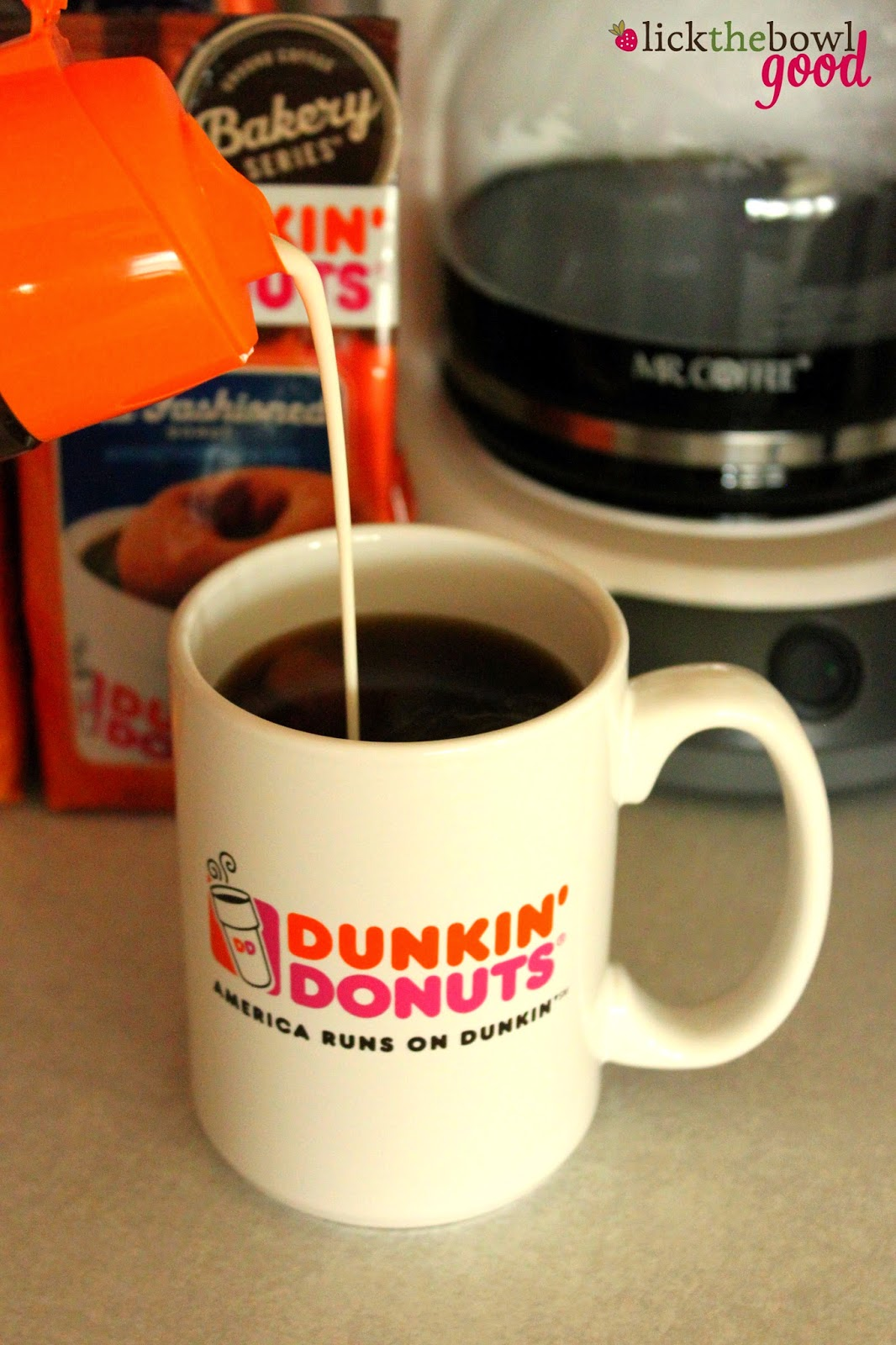 Lick The Bowl Good: Dunkin Donuts Coffee Giveaway! (CLOSED) (1066 x 1600 Pixel)