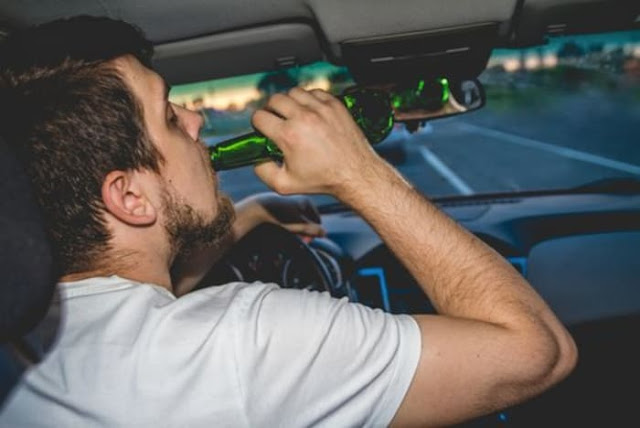 drive drinking