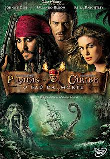 Piratas do Caribe: O Baú da Morte - BDRip Dual Áudio