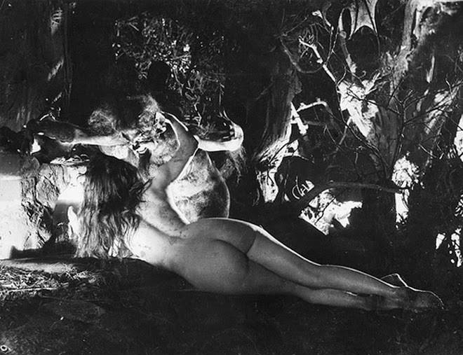 The Witches or Witchcraft Through The Ages) is a 1922 silent movie, banned in the United States and heavily censored in other countries for what were considered at that time graphic depictions of torture, nudity and sexual perversion.