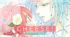 Revista Cheese! (Shogakukan)