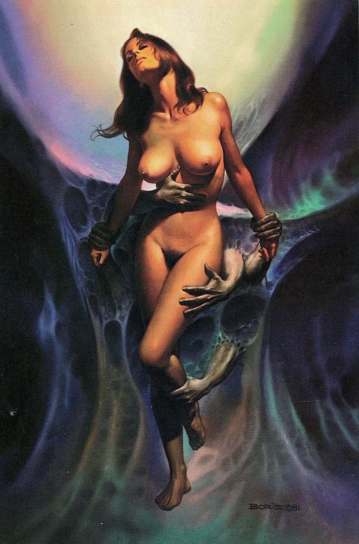 Art erotic dragons fantasy
