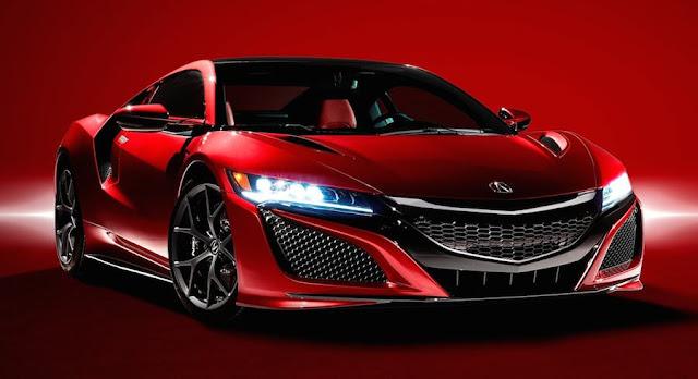 新型NSXの米国での販売価格は1800万円オーバー!オプションを付けると2400万円以上に。