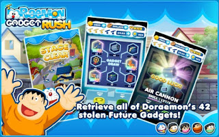 Doraemon Gadget Rush 1.3.0 MOD Apk+Unlimited Gems/Energy3