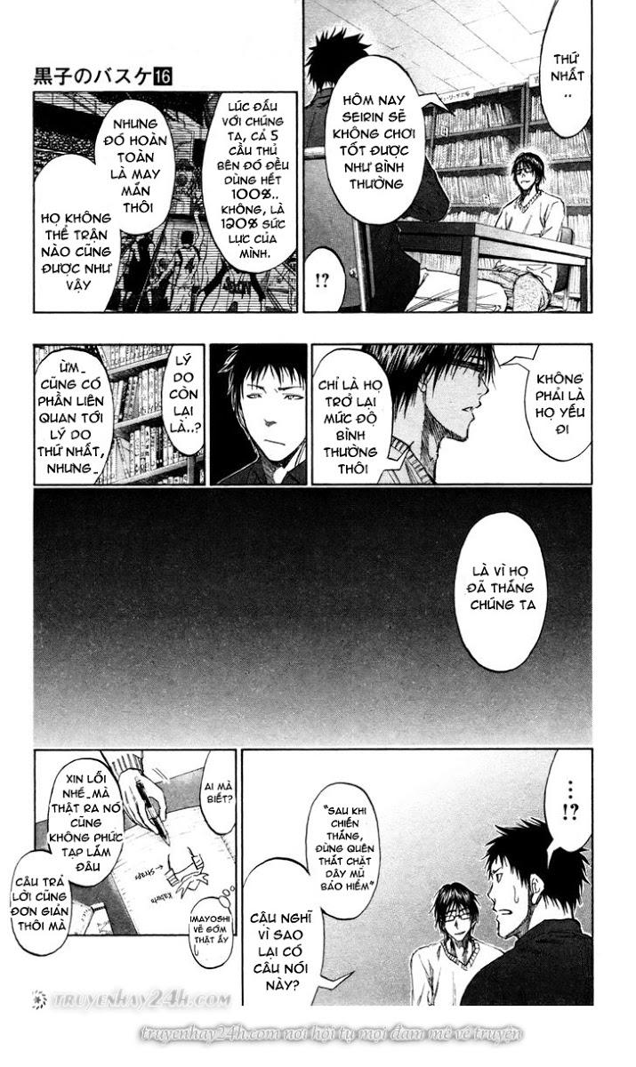 Kuroko No Basket chap 143 trang 7