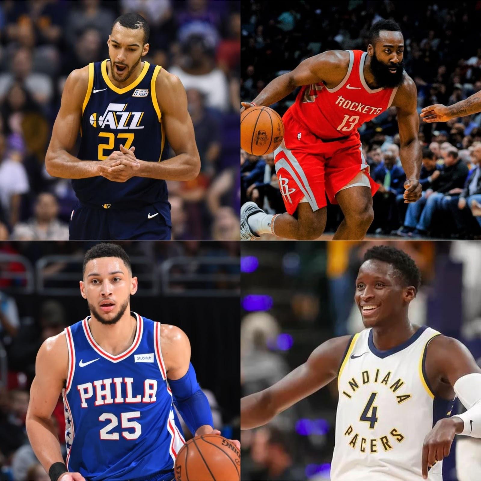 Nba Rookie Award Predictions For 2018 19 Season: DAR Sports: 2017-2018 NBA Season Awards