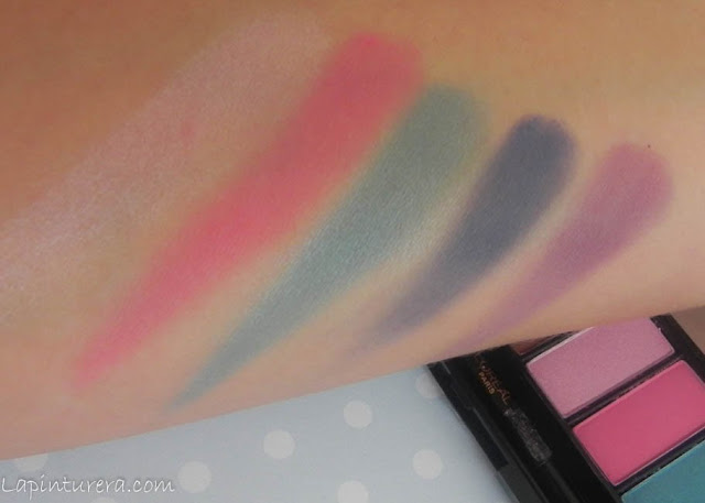 swatches paleta glam 02