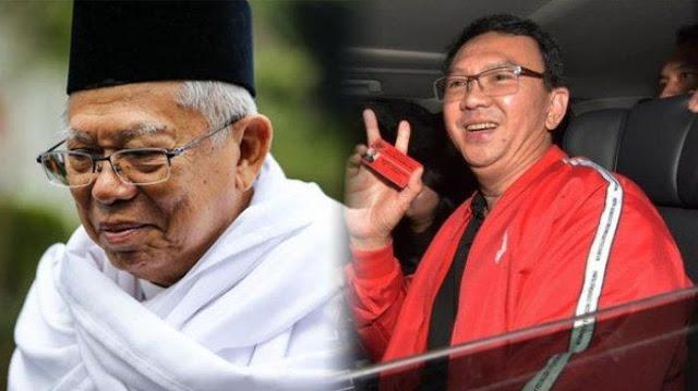 Kabar Ahok Gantikan Maruf Amin, Mahfud MD Uraikan Analisis Hukum, Permainan Politik Tingkat Tinggi