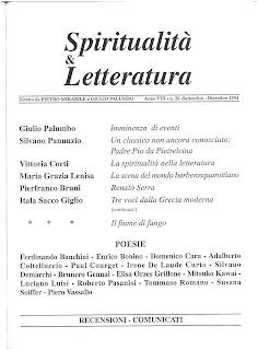 Recuperi/54 - AA.VV., Spiritualità & Letteratura, n. 26
