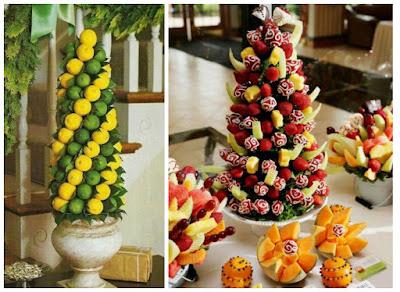 arboles-navideños-con-frutas