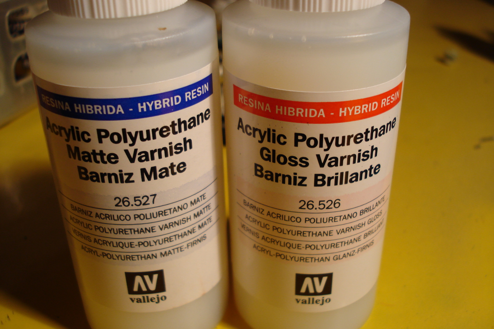 IK-Painter: Hobby Basics IV: Varnish