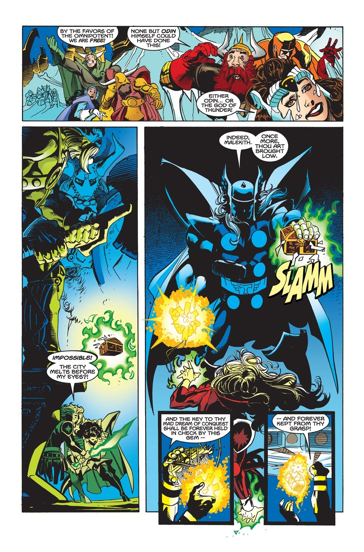 Thor (1998) Issue #32 #33 - English 20