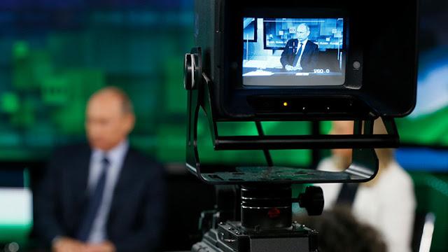 """""""The Guardian"""": Occidente ve propaganda solo en Rusia, pero no la ve en casa"""