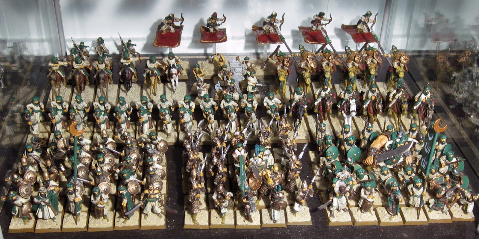 Warhammer Armies Project: Gallery update: Araby