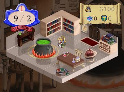 隨緣隨筆: 老遊戲回味之鍊金術士瑪莉
