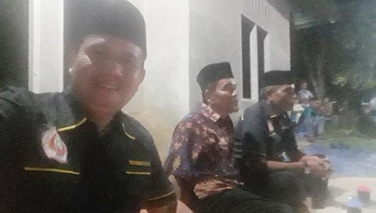 Anggota DPRD Kota Padang Hadiri Penerimaan Murid Sasaran Silek Kuranji Sejati
