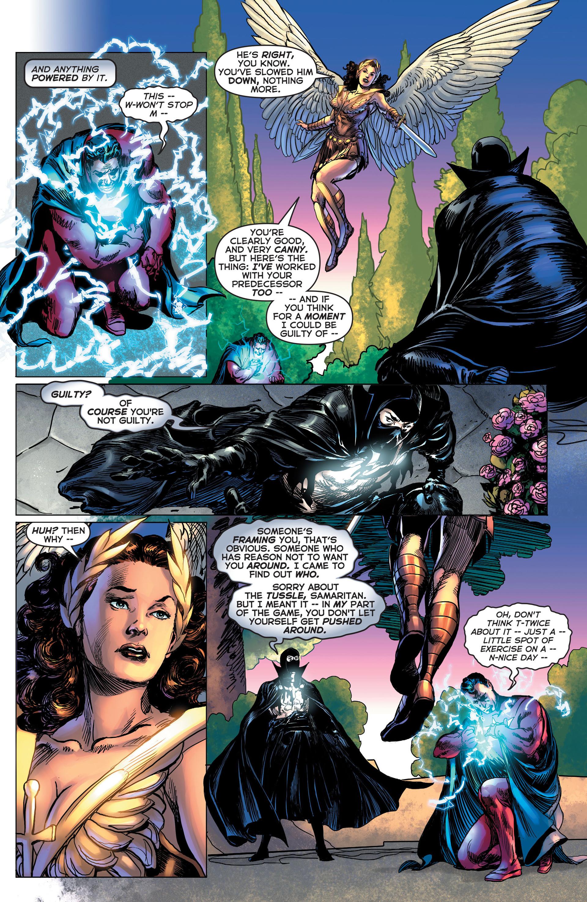 Read online Astro City comic -  Issue #8 - 13