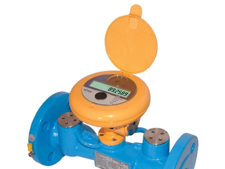 In-Line Ultrasonic Omega Flow Meter FDT500
