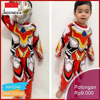 NAG244 Kostum Anak Ultramen Kostum Ultramen Kostum Anak Kostum Bmgshop