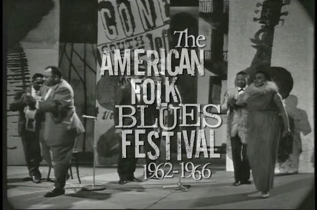 Resultado de imagen de American Folk Blues Festivals 1963-1966: The British Tours