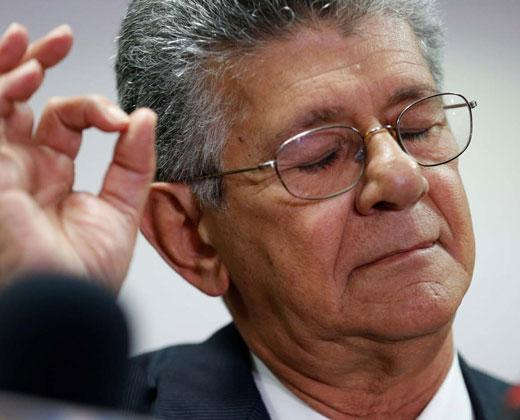 Lo que dice Ramos Allup tras la sentencia del TSJ