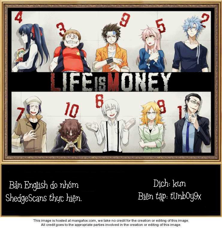 Life Is Money chap 5 trang 1