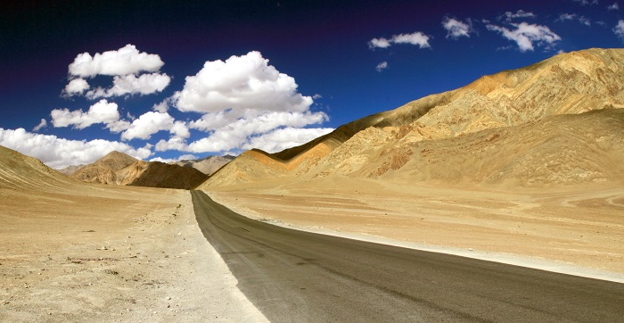 Mysterious Magnetic Hill of Ladakh