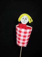Kreativt værksted med Pop-Up Dukke