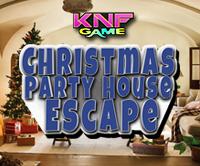 Knf Christmas Party House Escape Walkthrough