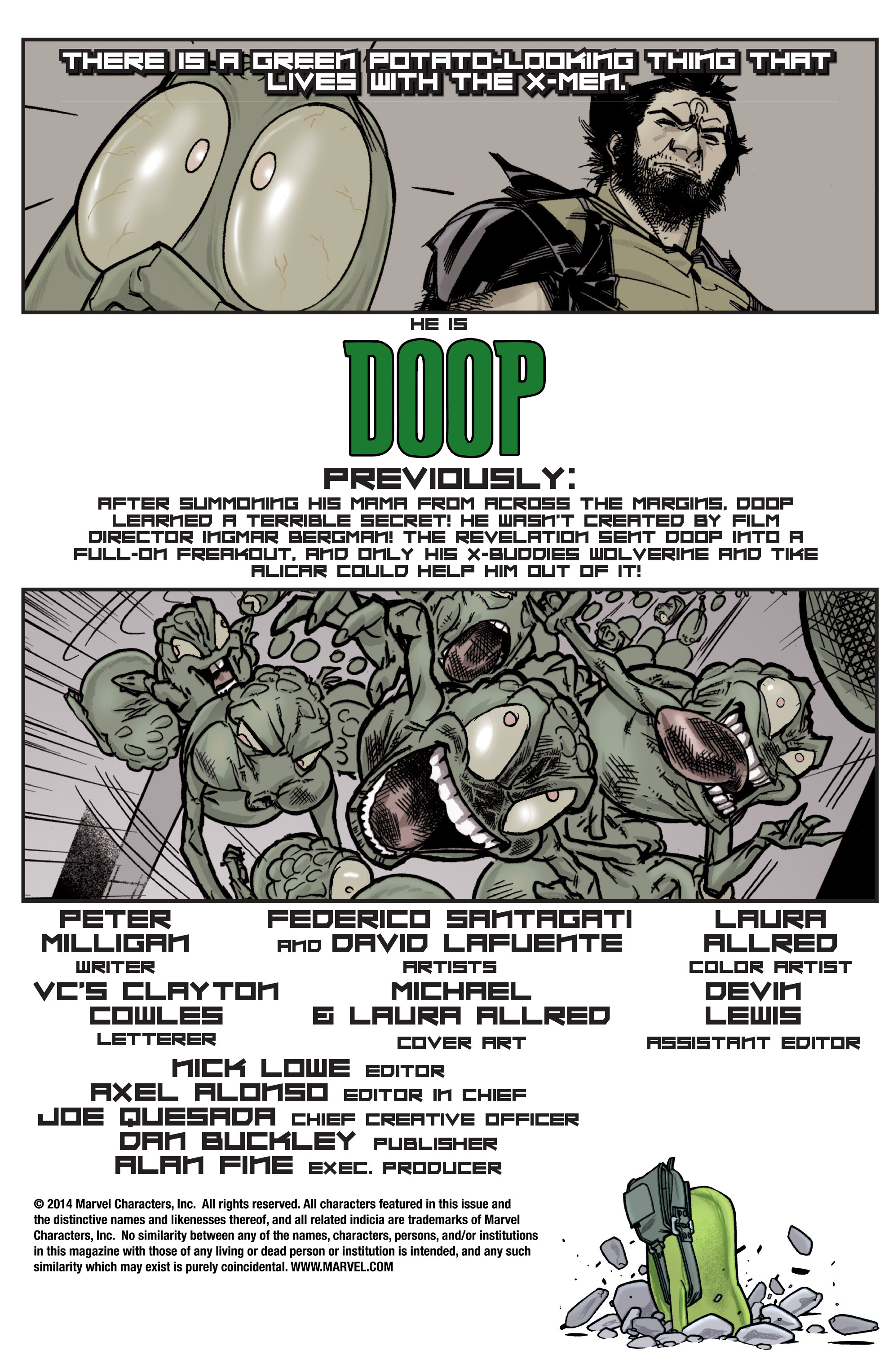 Read online All-New Doop comic -  Issue #5 - 2