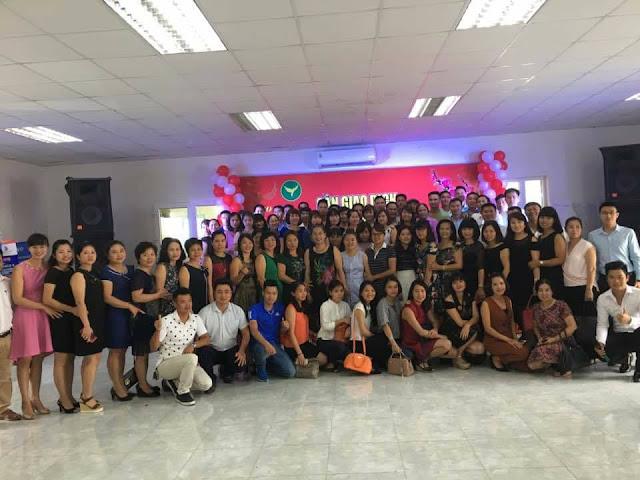 Đội ngủ nhân viên sàn Mường Thanh Thanh Hà