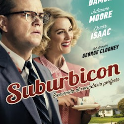 Poster Suburbicon 2017