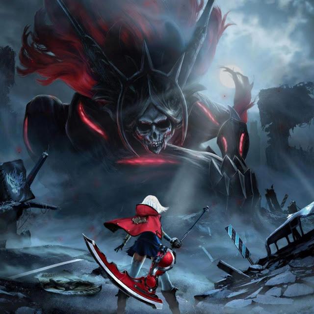 God Eater 2 Rage Burst - Showdown! Wallpaper Engine
