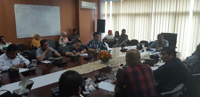 Komisi A DPRD Medan Koodinasi denga KPU dan Bawaslu terkait Pemilu