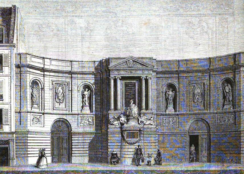 histoire de la bibliophilie le catalogue des livres de la biblioth que de m 1744 est. Black Bedroom Furniture Sets. Home Design Ideas
