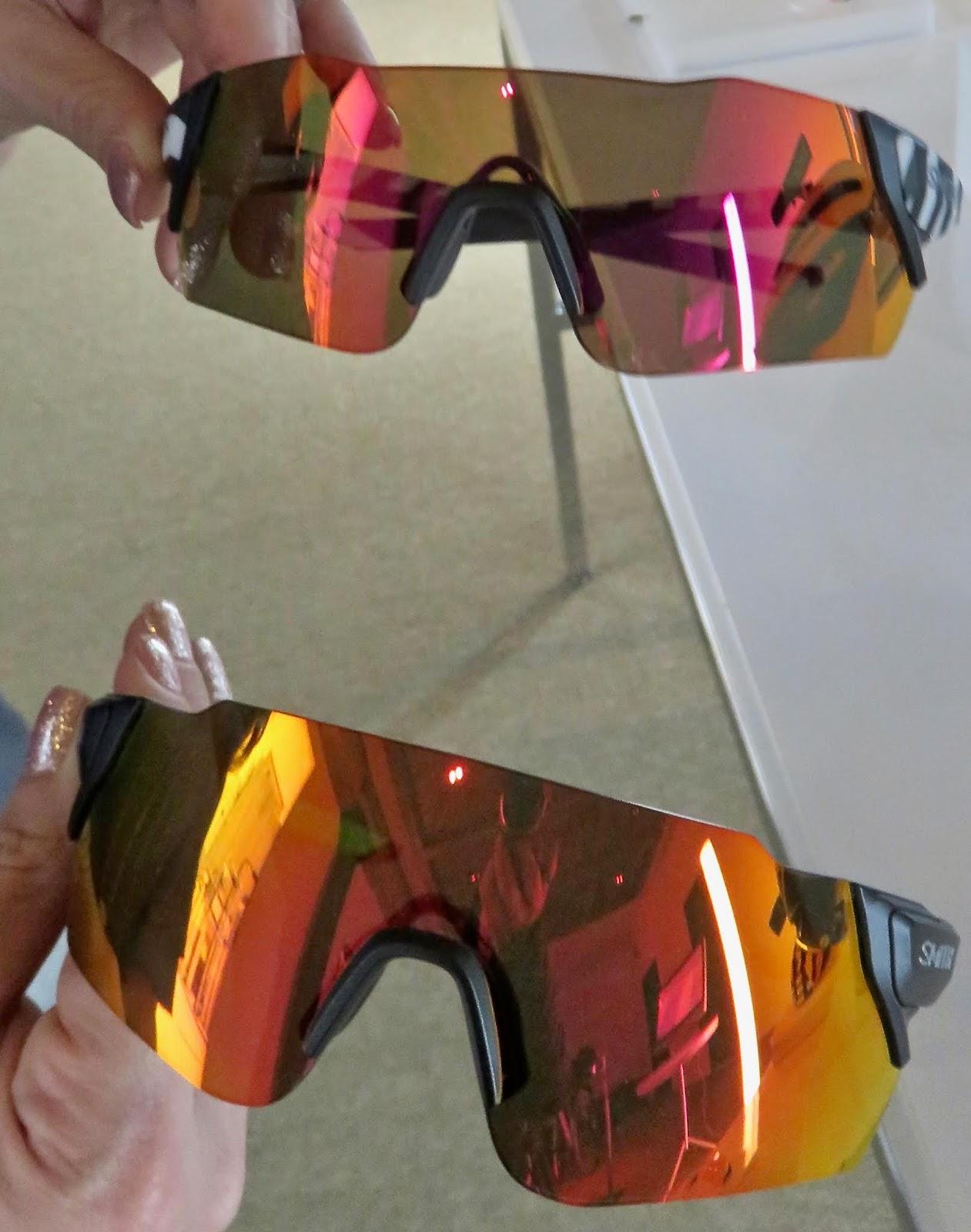 2f429a4e395f2 Smith Optics kinda retro-style-Attack + Attack Max ( 249 each) feature  ChromaPop color enhancing lens technology
