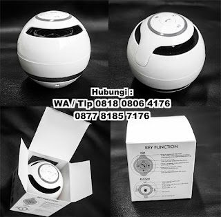 Souvenir speaker Bluetooth bulat BTSPK01 – Radio / MP Player / Headset