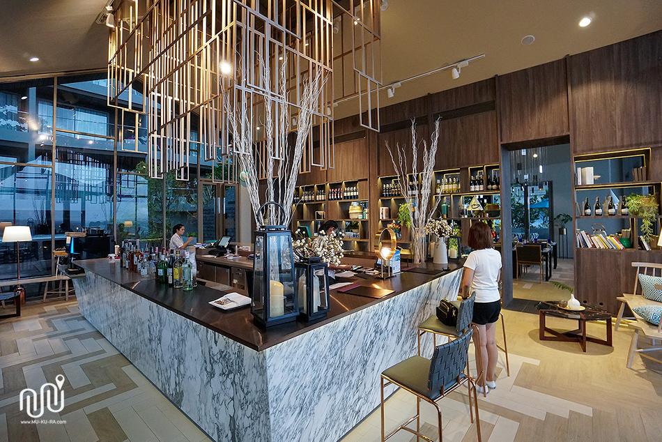 รีวิว U Jomtien Pattaya โรงแรมสวยๆเปิดใหม่ริมหาดจอมเทียน