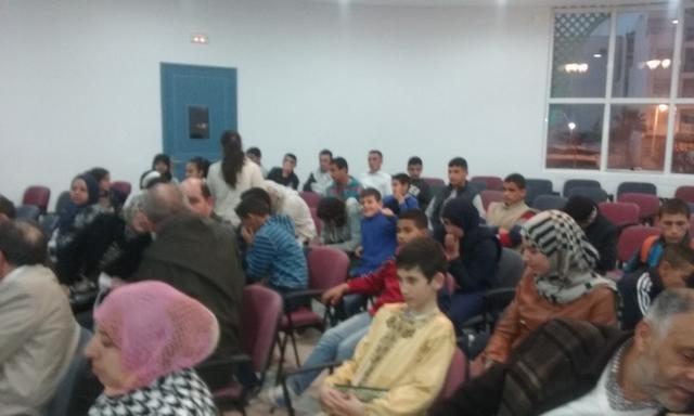 جمعية تمودا بي تصنع الحدث بمدينة الفنيدق